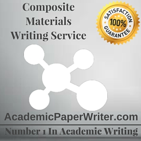 Composite Materials Writing Service