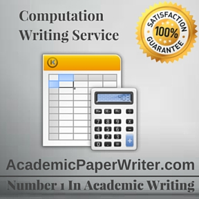 Computation Writing Service