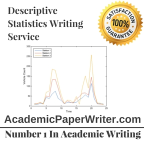 Descriptive Statistics Writing Service