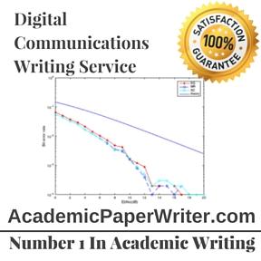 Digital Communications Writing Service