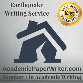 Earthquake Writing Service