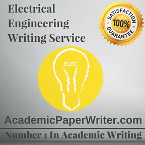 Electrical Engineering Writing Service