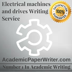 Electrical machines and drives Writing Service