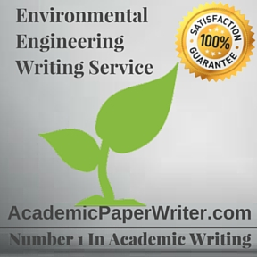 Environmental Engineering Writing Service