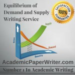 Equilibrium of Demand and Supply