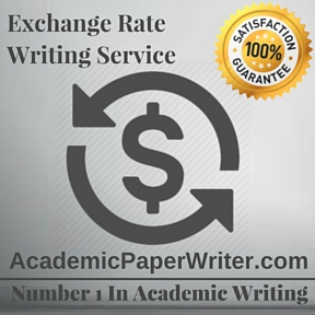 Exchange Rate Writing Service