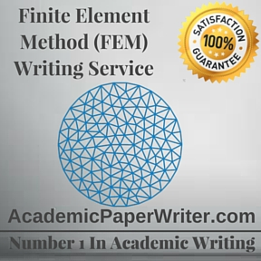 Finite Element Method (FEM) Writing Service