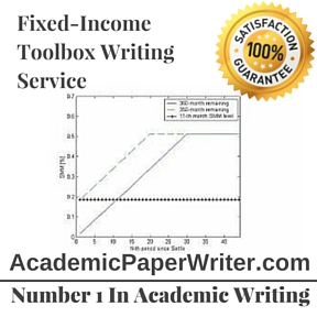 Fixed-Income Toolbox Writing Service