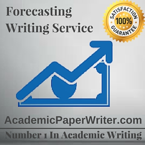 Forecasting Writing Service