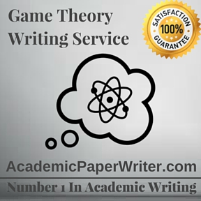 Game Theory Writing Service