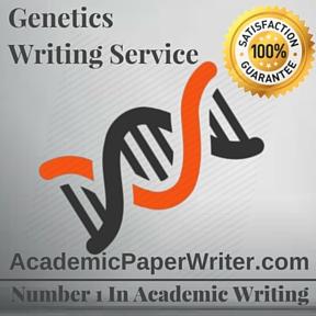 Genetics Writing Service