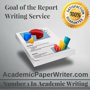 Goal of the Report Writing Service