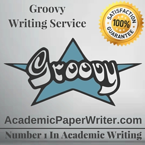 Groovy Writing Service