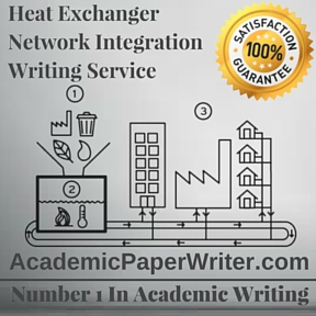 Heat Exchanger Network Integration Writing Service