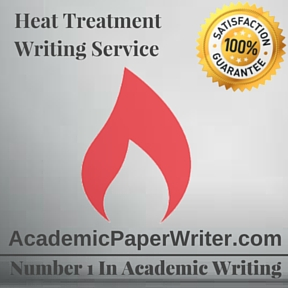 Heat Treatment Writing Service
