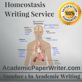 Homeostasis Writing Service