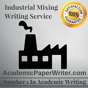 Industrial Mixing Writing Service