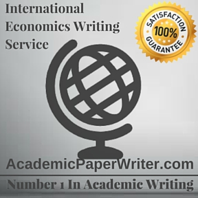 International Economics Writing Service
