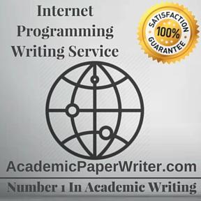 Internet Programming Writing Service