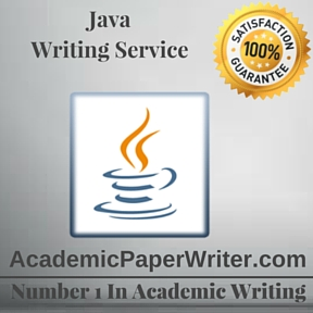 Java Writing Service