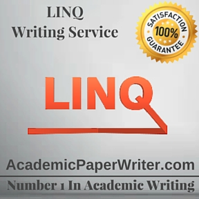 LINQ Writing Service