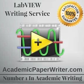 LabVIEW Writing Service