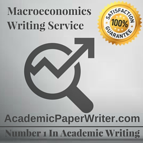 Macroeconomics Writing Service