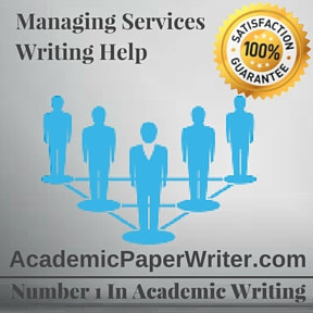 Managing Services Writing Help