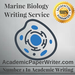 Marine Biology Writing Service