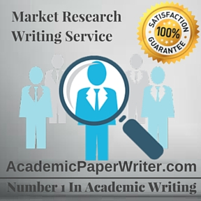 Market Research Writing Service