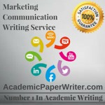 Marcom writing services