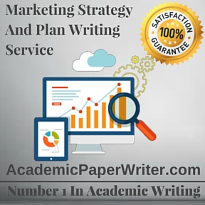 Marketing Strategy and Plan Writing Service