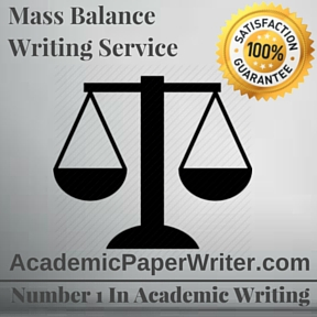 Mass Balance Writing Service