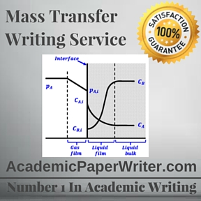 Mass Transfer Writing Service