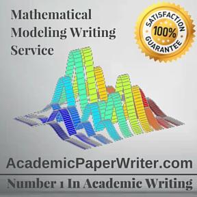 Mathematical Modeling Writing Service