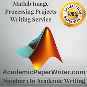 Matlab Image Processing Projects Writing Service