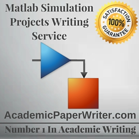 Matlab Simulation Projects Writing Service
