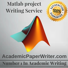 Matlab Project Writing Service