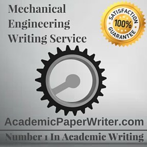Mechanical Engineering Writing Service