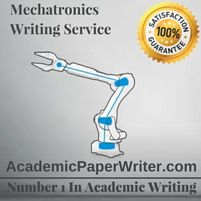 Mechatronics Writing Service