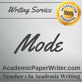 Mode Writing Service