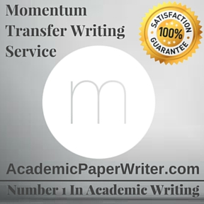 Momentum Transfer Writing Service