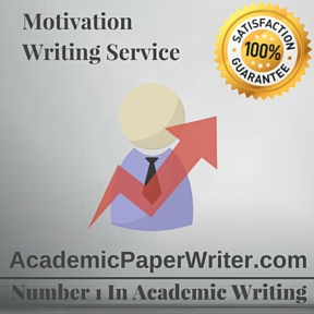 Motivation Writing Service