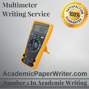 Multimeter Writing Service
