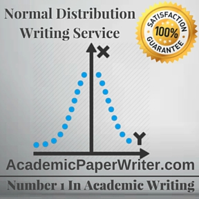 Normal Distribution Writing Service