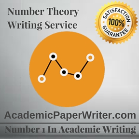 Number theory Writing Service