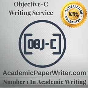 Objective-C Writing Service
