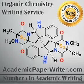 Organic Chemistry Writing Service
