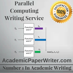 Parallel Computing Writing Service