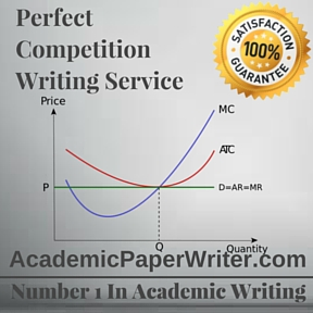Perfect Competition Writing Service